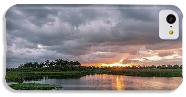 iPhone 5c Case - This Photograph Was Taken In The by Jon Glaser