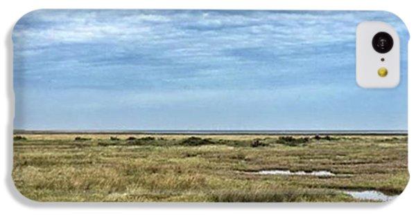 Thornham Marshes, Norfolk IPhone 5c Case