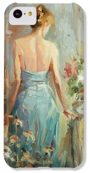 Figurative iPhone 5c Case - Thoughtful by Steve Henderson
