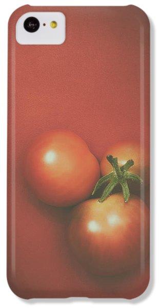 Three Cherry Tomatoes IPhone 5c Case