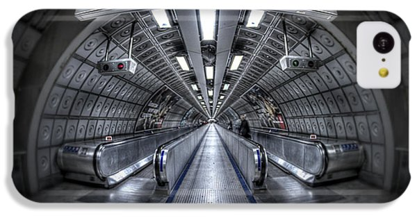 Through The Tunnel IPhone 5c Case by Evelina Kremsdorf
