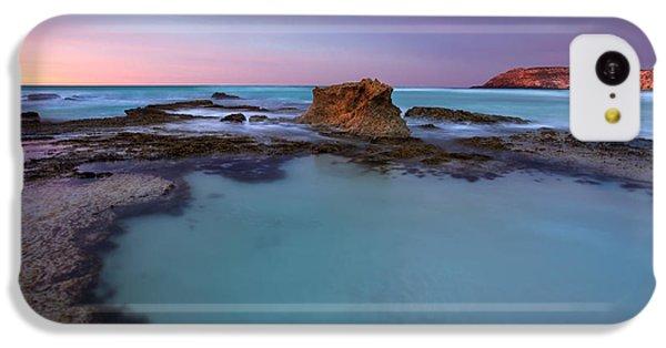 Tidepool Dawn IPhone 5c Case by Mike  Dawson