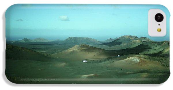 Timanfaya - Lanzarote IPhone 5c Case by Cambion Art