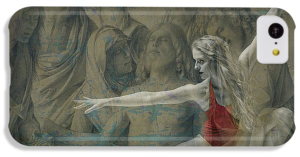 Tiny Dancer  IPhone 5c Case by Paul Lovering