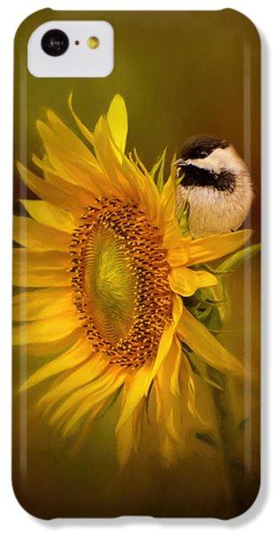 Tiny Surprise Bird Art IPhone 5c Case