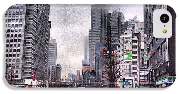 Tokyo Cloudy IPhone 5c Case