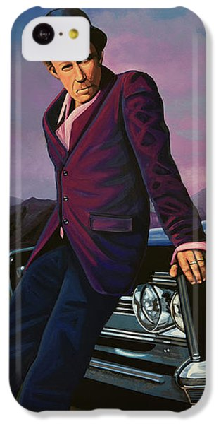 Tom Waits IPhone 5c Case