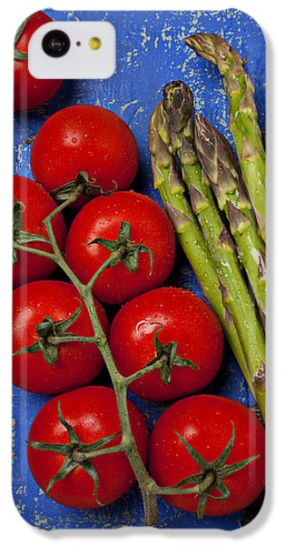 Tomatoes And Asparagus  IPhone 5c Case