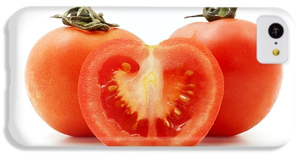 Tomatoes IPhone 5c Case by Fabrizio Troiani