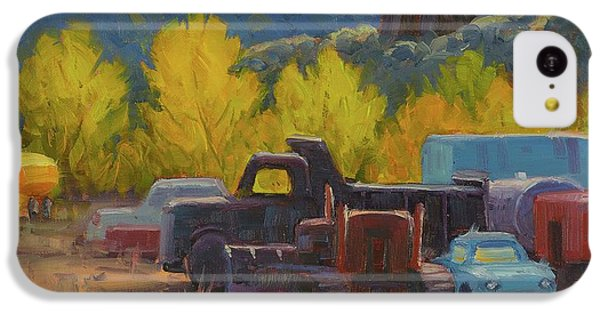Truck iPhone 5c Case - Tools Of The Trade by Cody DeLong