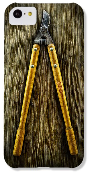 Tools On Wood 34 IPhone 5c Case