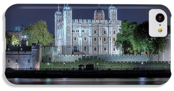Tower Of London IPhone 5c Case by Joana Kruse