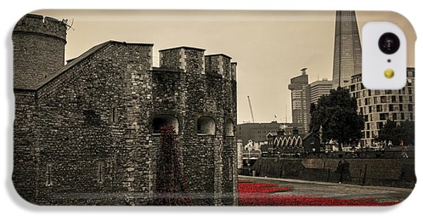 Tower Of London IPhone 5c Case