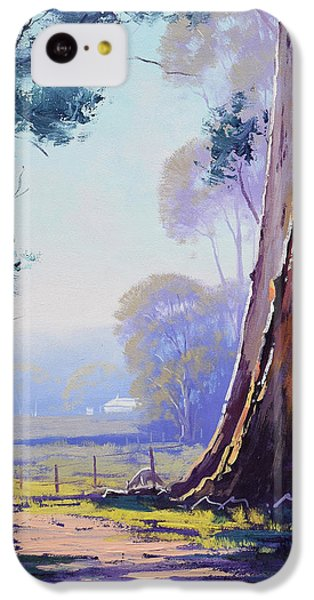 Track To The Farm IPhone 5c Case