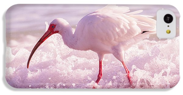 Ibis iPhone 5c Case - Tranquil Beauty Cortez Beach by Betsy Knapp