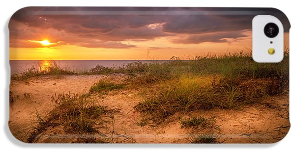 Ocean Sunset iPhone 5c Case - Tranquil Moment by Marvin Spates