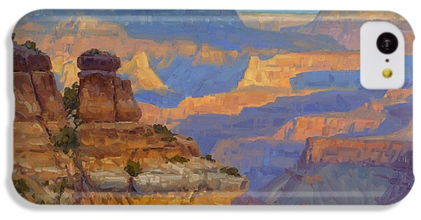 Grand Canyon iPhone 5c Case - Transient Light by Cody DeLong