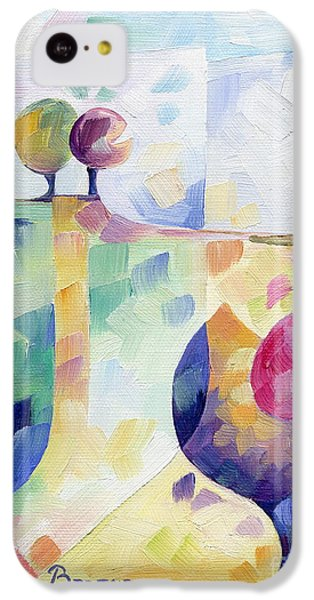 Trio IPhone 5c Case by Beatrice BEDEUR