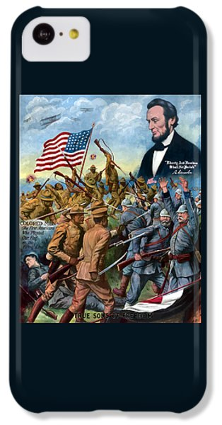 True Sons Of Freedom -- Ww1 Propaganda IPhone 5c Case
