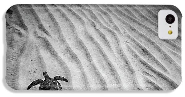 Turtle Ridge IPhone 5c Case by Sean Davey