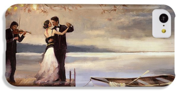 Twilight Romance IPhone 5c Case by Steve Henderson
