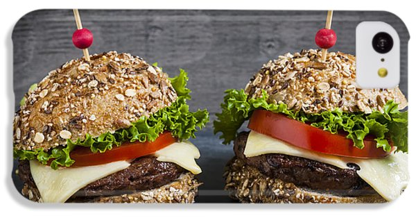Two Gourmet Hamburgers IPhone 5c Case