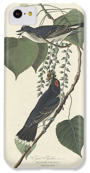 Flycatcher iPhone 5c Case - Tyrant Flycatcher by Dreyer Wildlife Print Collections