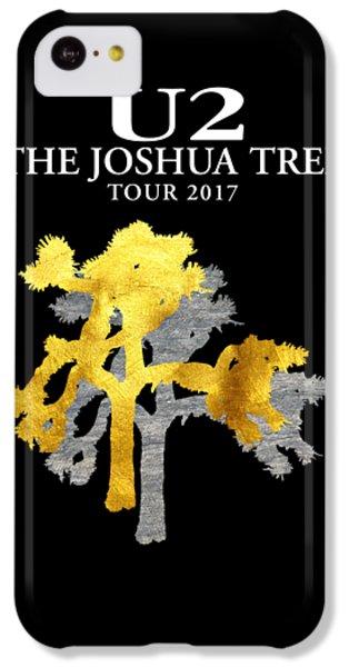 U2 Joshua Tree IPhone 5c Case