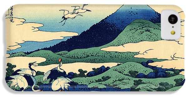 Umegawa In Sagami Province, One Of Thirty Six Views Of Mount Fuji IPhone 5c Case by Hokusai