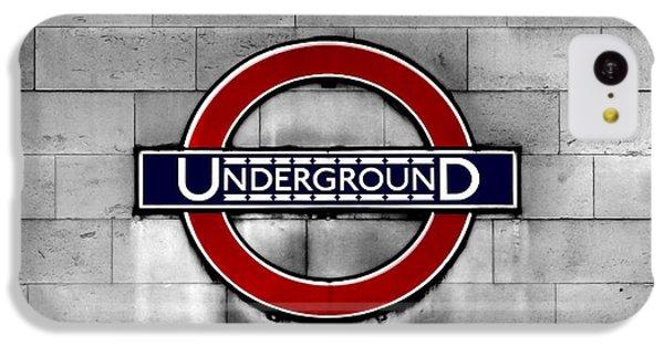 Underground IPhone 5c Case