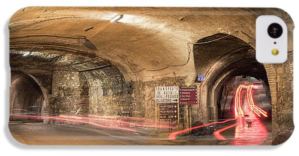 Underground Tunnels In Guanajuato, Mexico IPhone 5c Case by Juli Scalzi