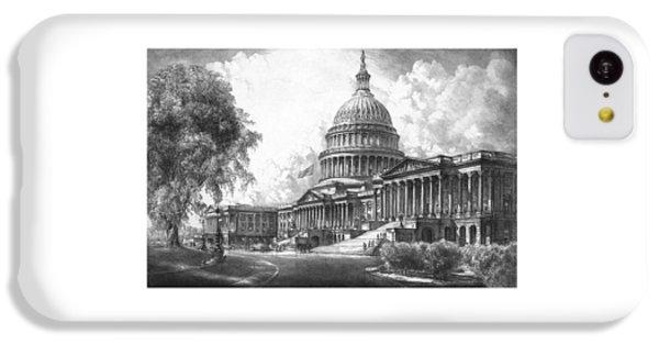 United States Capitol Building IPhone 5c Case