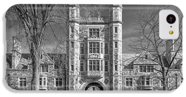 University Of Michigan Law Quad IPhone 5c Case by University Icons