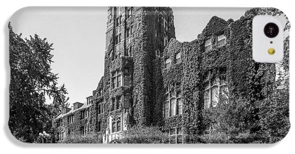 University Of Michigan Michigan Union IPhone 5c Case by University Icons