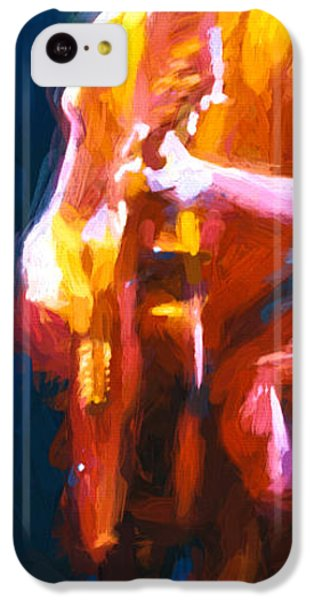 Unplugged IPhone 5c Case by Bob Orsillo