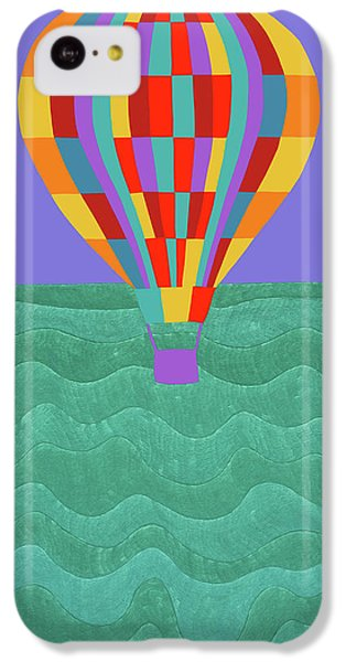 Up Up And Away IPhone 5c Case