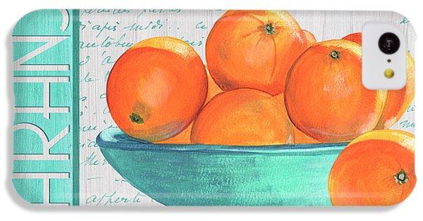 Fruit Bowl iPhone 5c Case - Valencia 3 by Debbie DeWitt