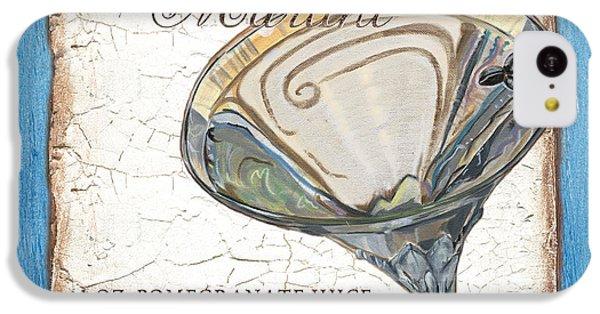Martini iPhone 5c Case - Vanilla Martini by Debbie DeWitt