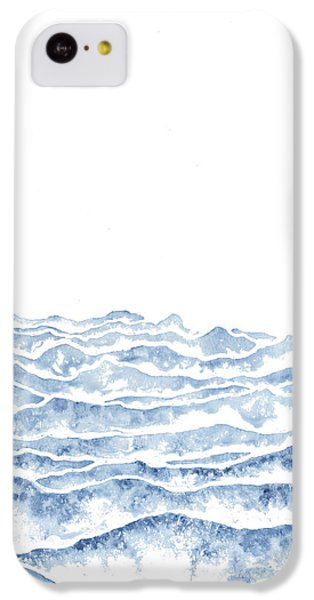 Vast IPhone 5c Case by Emily Magone