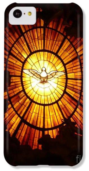 Vatican Window IPhone 5c Case by Carol Groenen