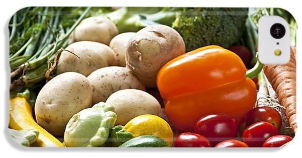 Vegetables IPhone 5c Case by Elena Elisseeva