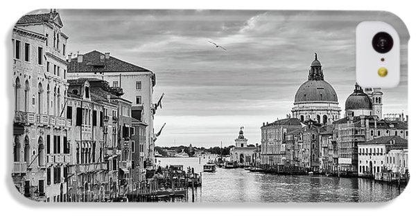 Venice Morning IPhone 5c Case by Richard Goodrich