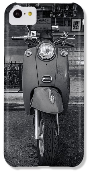 IPhone 5c Case featuring the photograph Vespa by Sebastian Musial