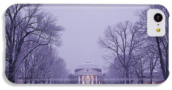 View Of The University Of Virginias IPhone 5c Case