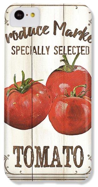 Vintage Fresh Vegetables 4 IPhone 5c Case