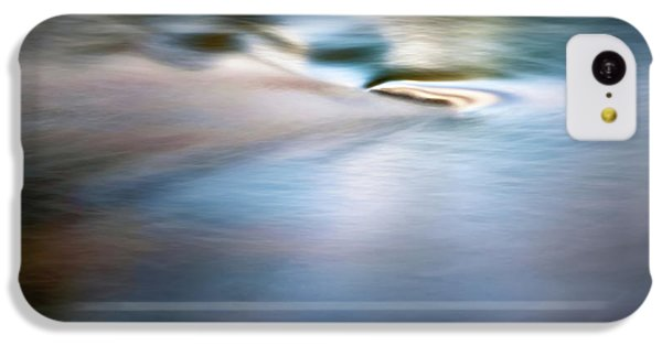 Flow iPhone 5c Case - Waiting For The River by Scott Norris