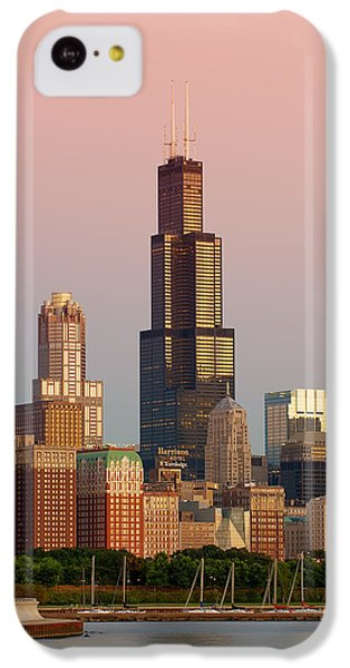 Wake Up Chicago IPhone 5c Case