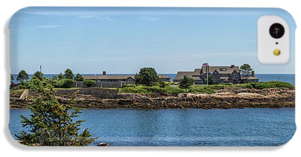 Walkers Point Kennebunkport Maine IPhone 5c Case by Brian MacLean