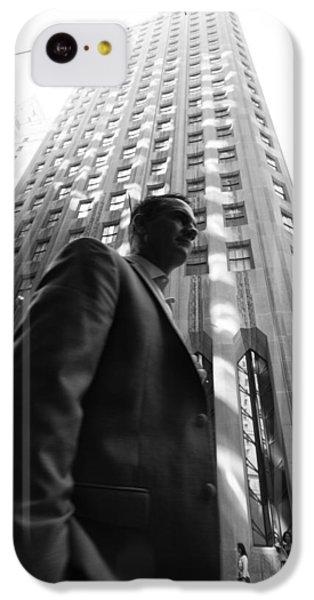 Wall Street Man II IPhone 5c Case