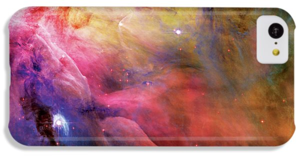 Warmth - Orion Nebula IPhone 5c Case by Jennifer Rondinelli Reilly - Fine Art Photography